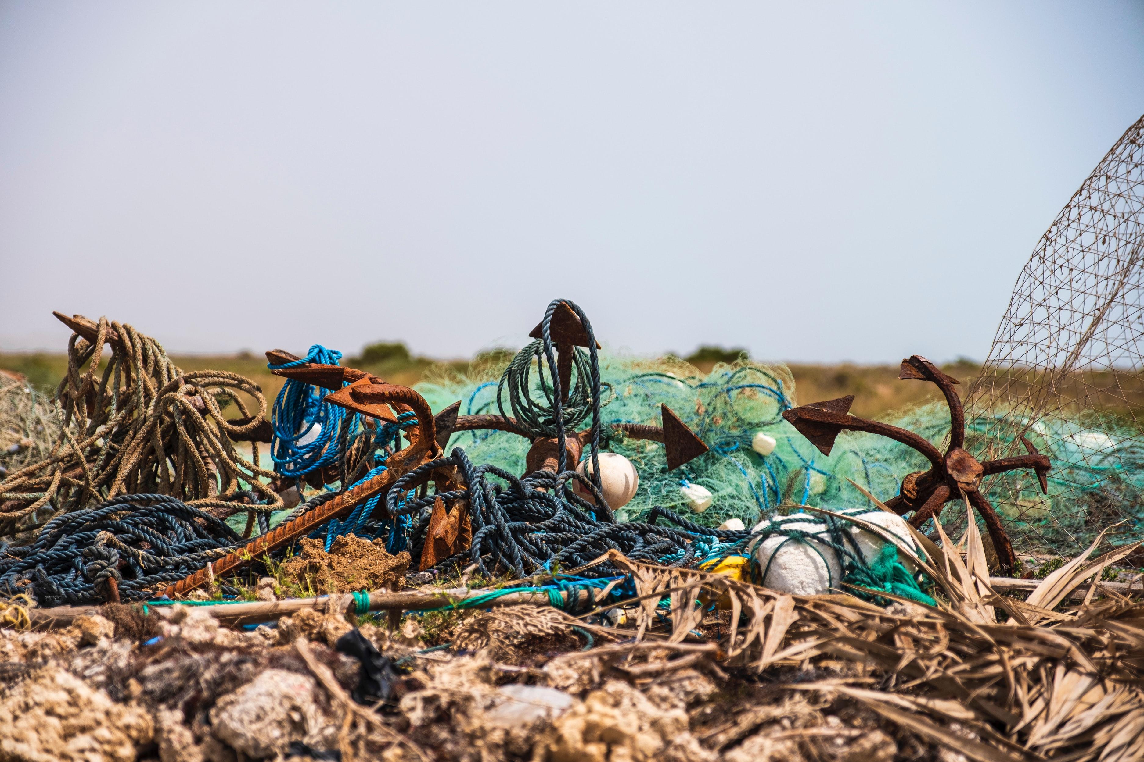 contaminación en el mar con plásticos