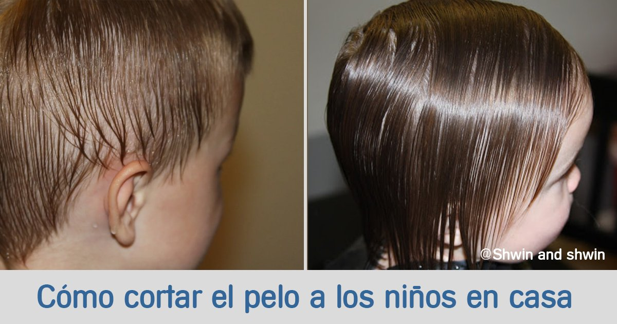 como-cortar-pelo-ninos