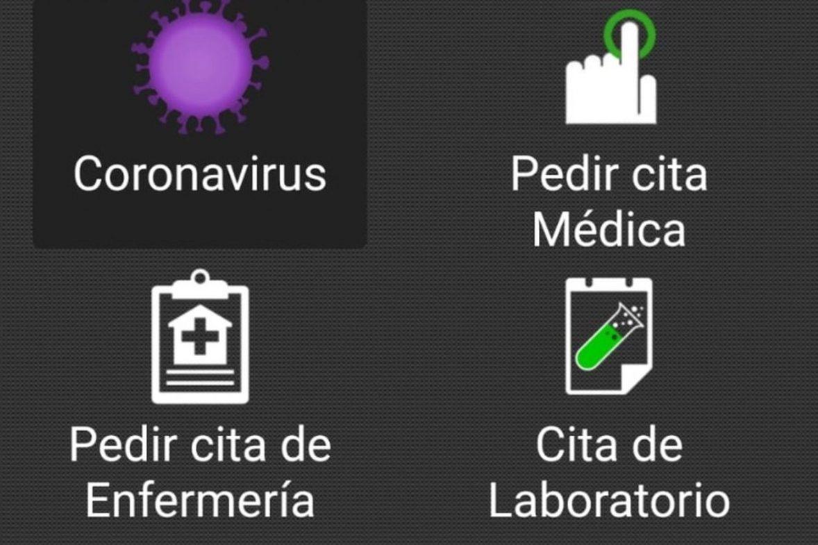 test coronavirus salud responde