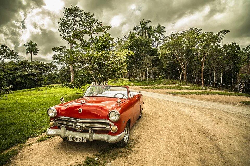 coche antiguo 2