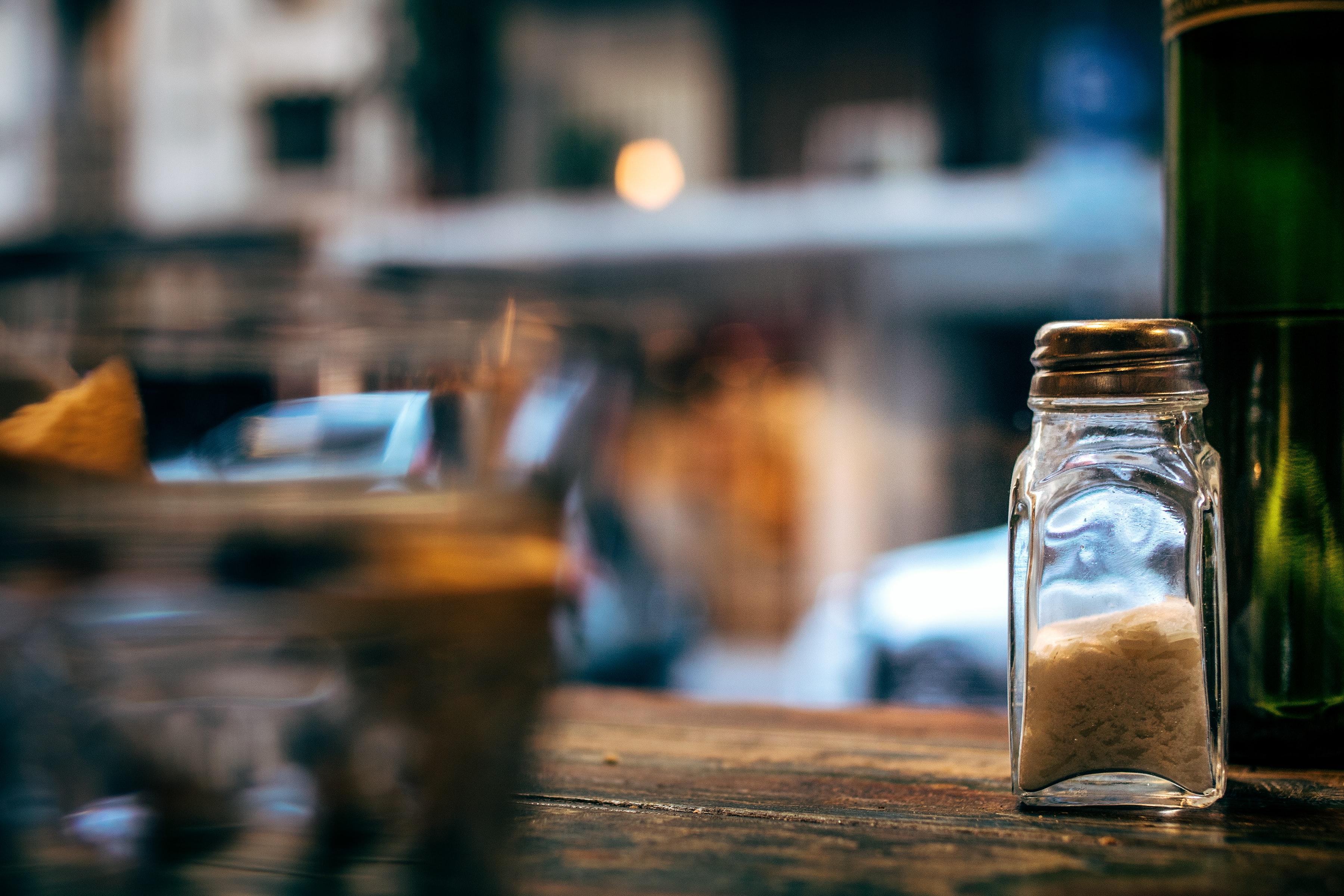 dios sobre sal contaminada