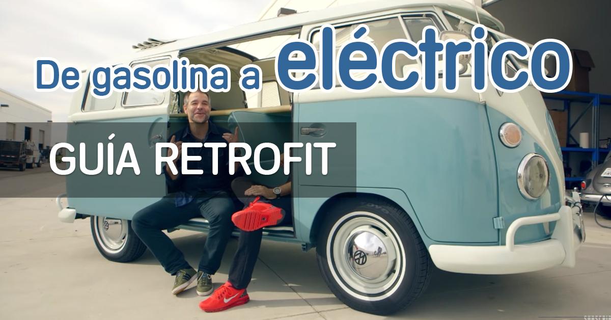 retrofit-convertir-coche-gasolina-electrico