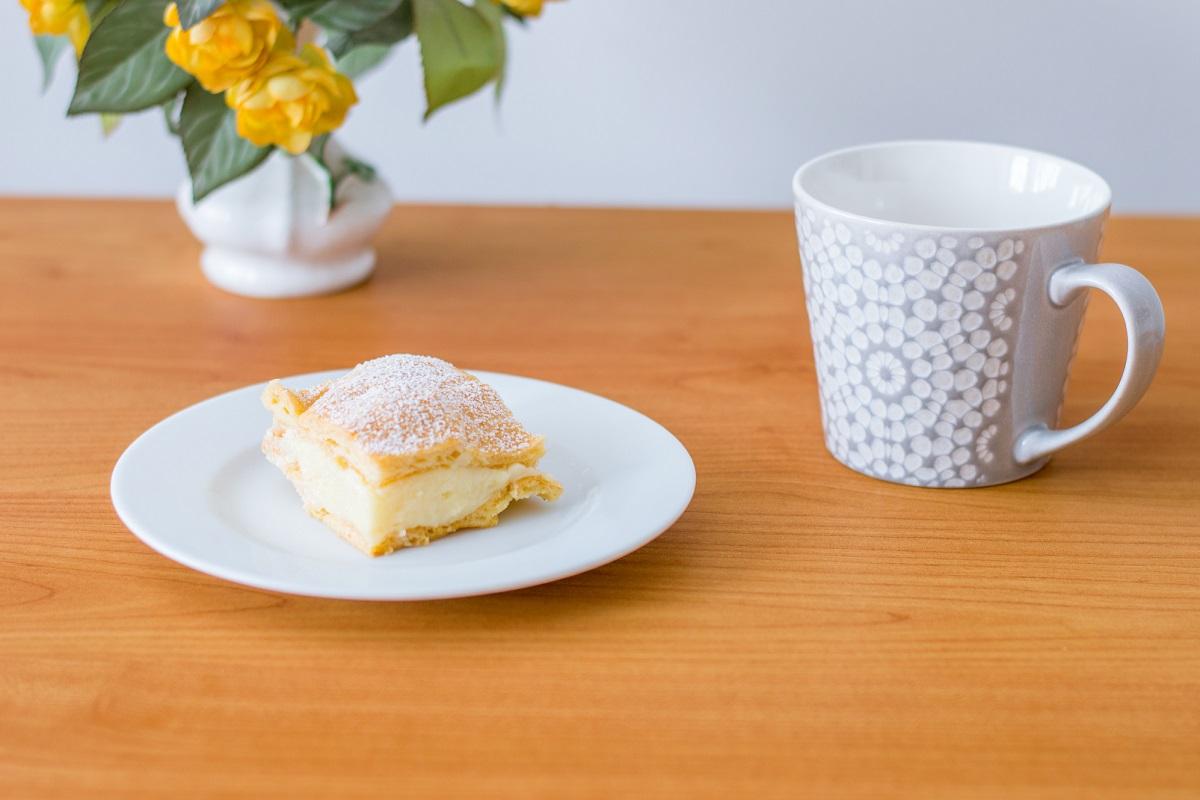 Tarta de crema Karpatka 2