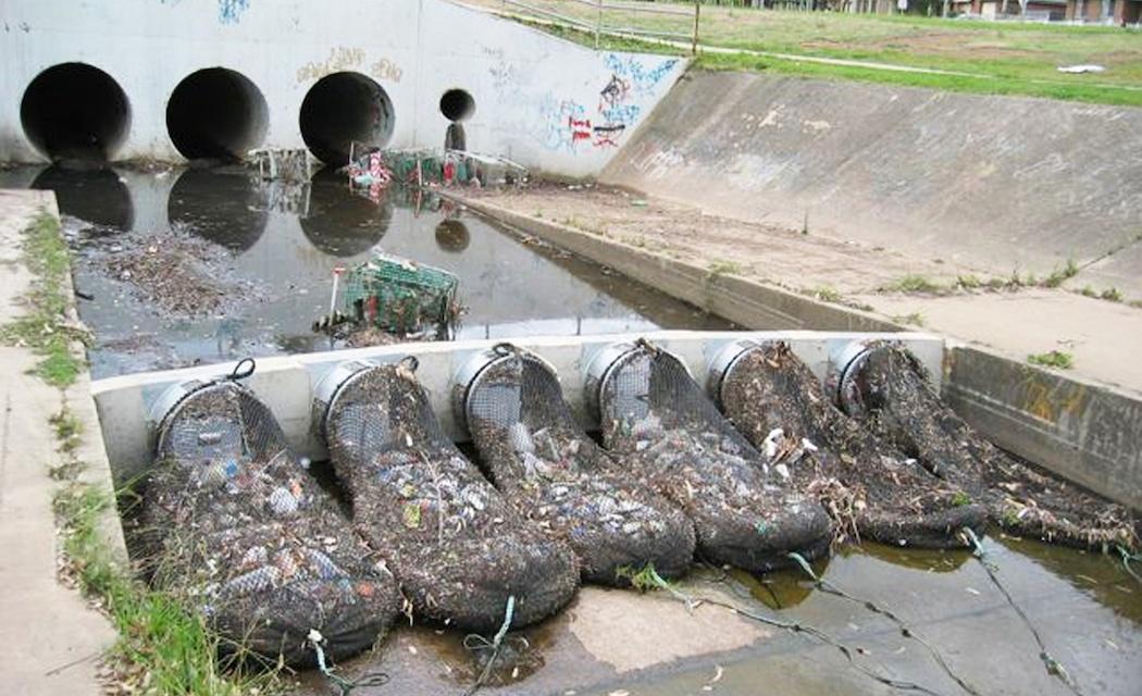 Trampa basura Storm Water Systems