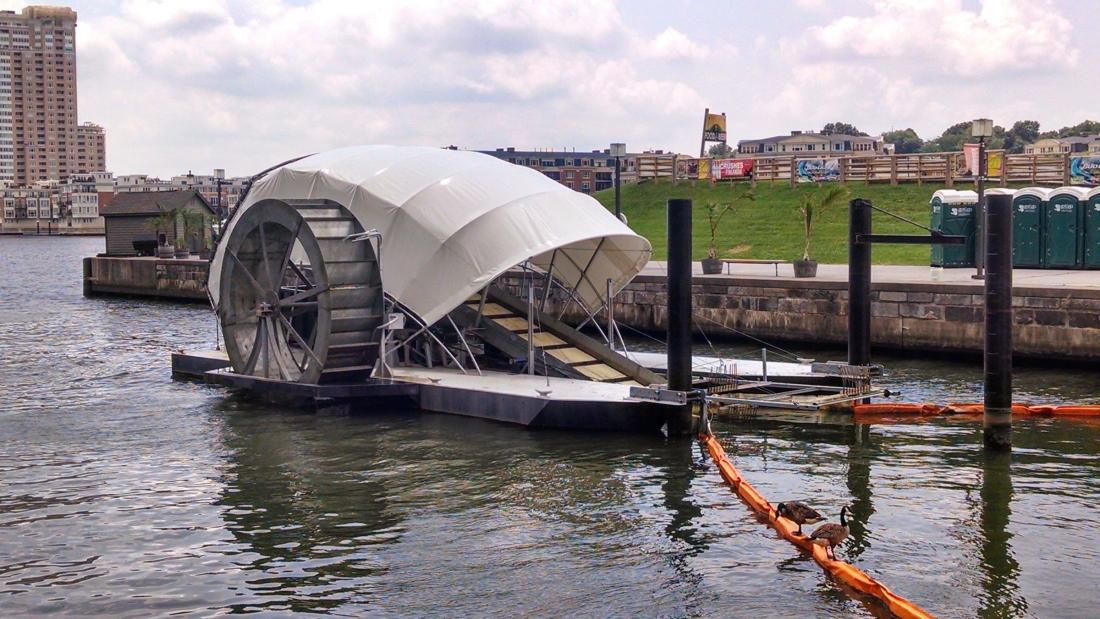 mr trash wheel 2