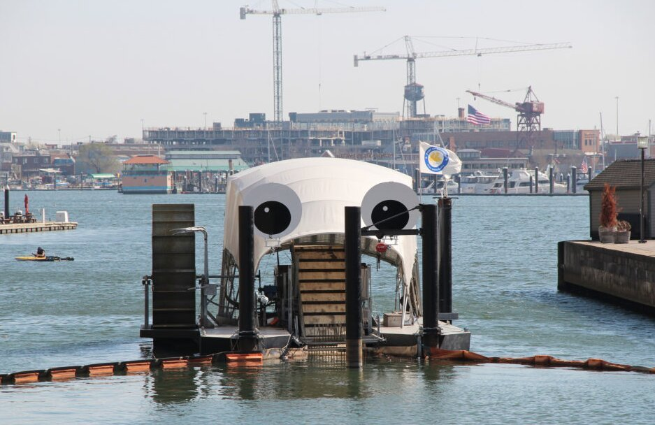 mr trash wheel 4