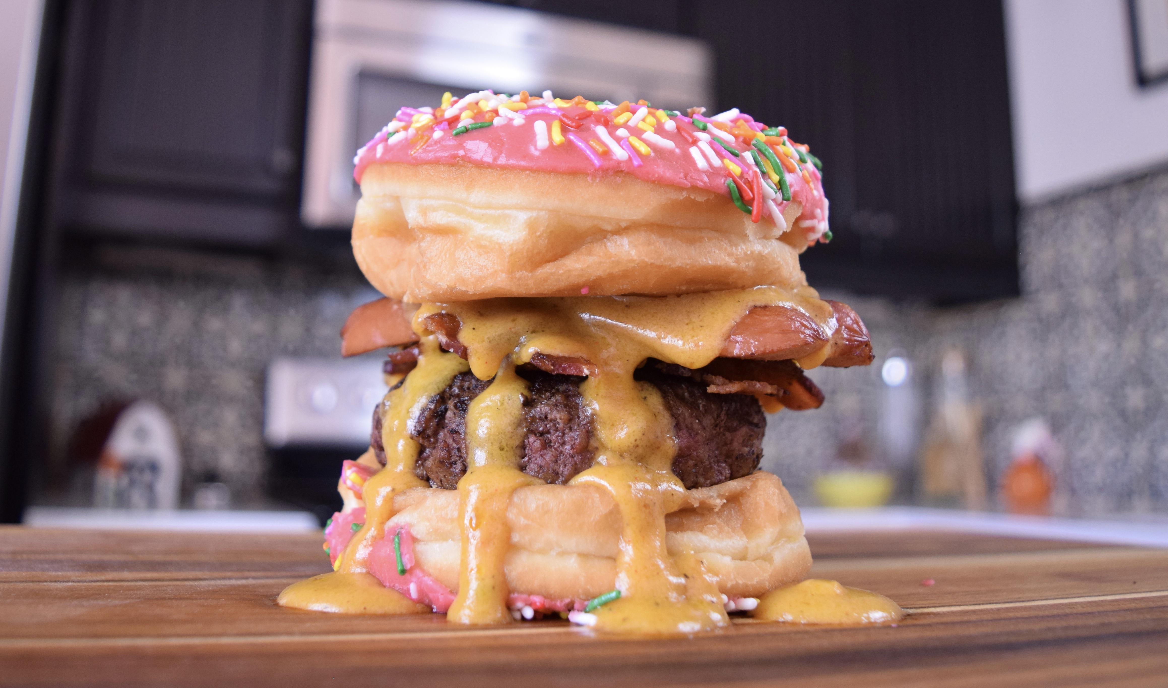 hamburguesa de cuarentena