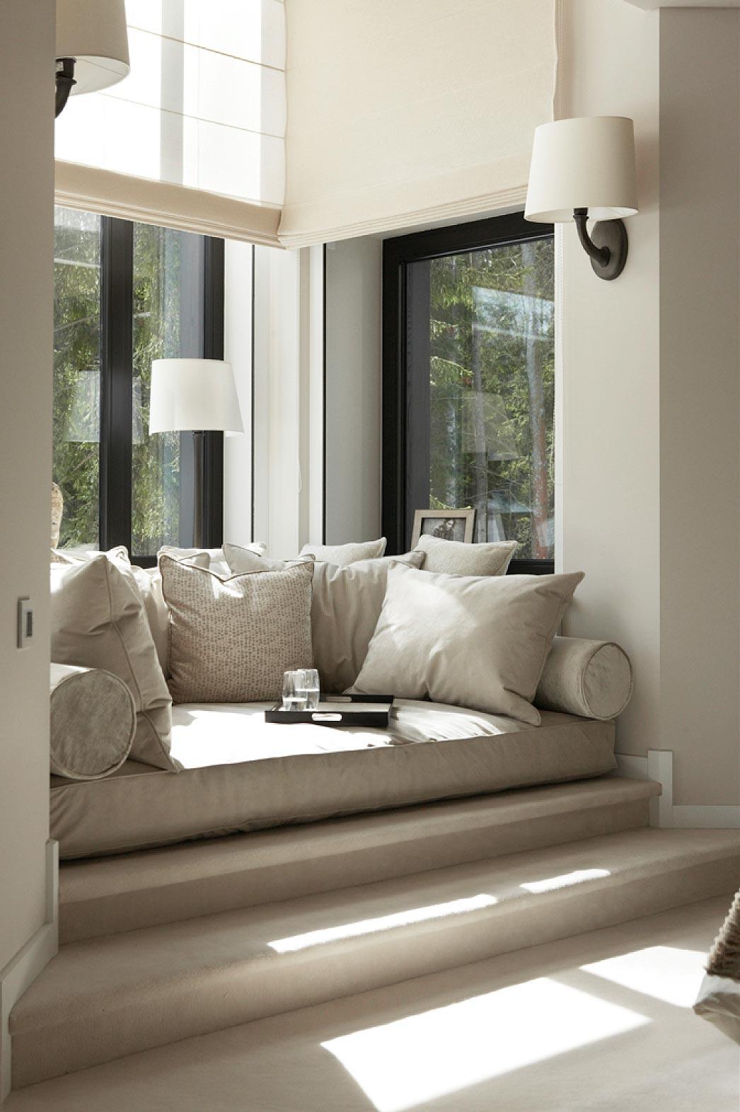 colores neutros muebles decoración