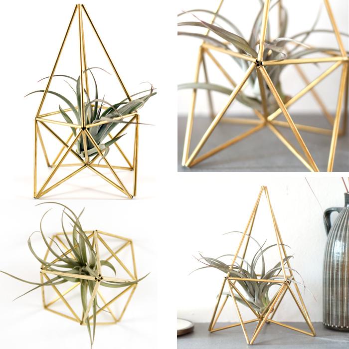 decoración con alambre diy