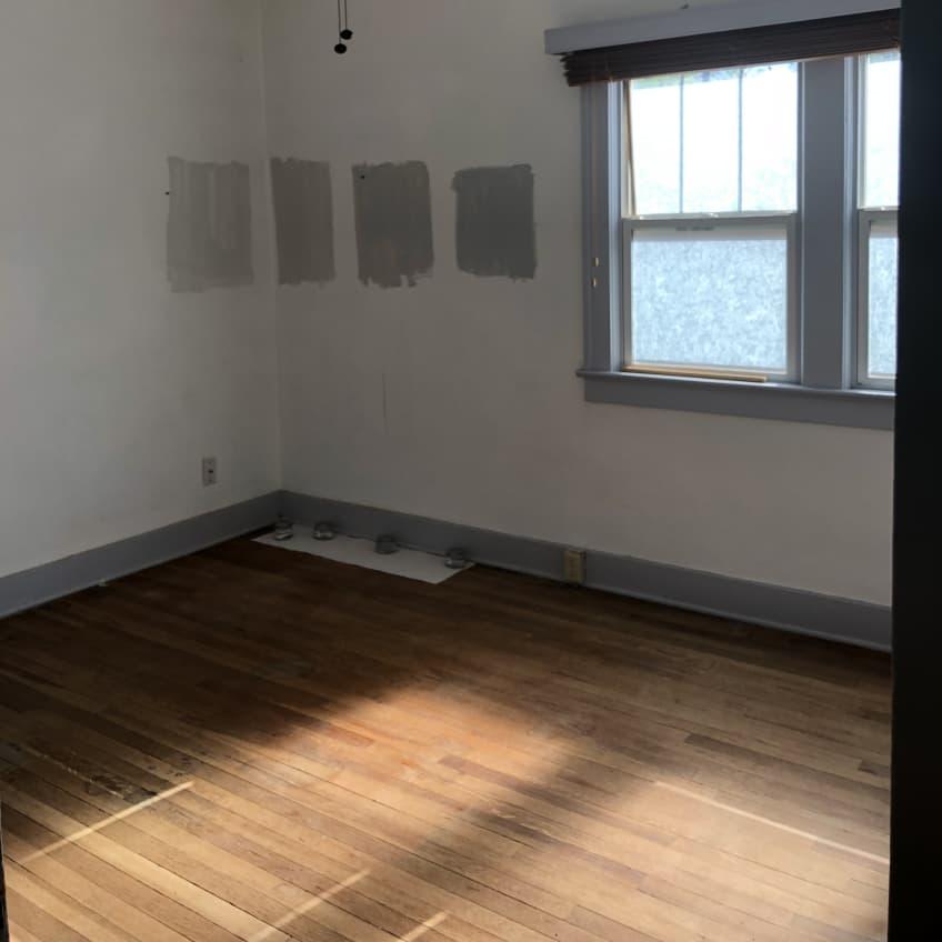 habitación sin reformar