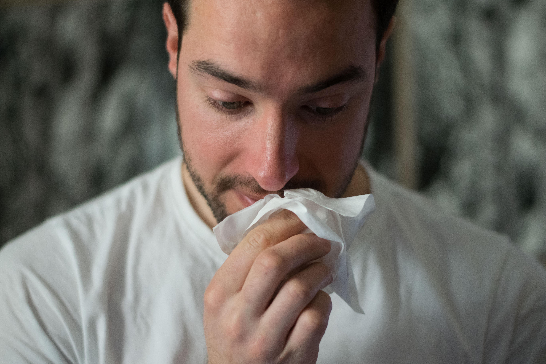 enfermo resfriado