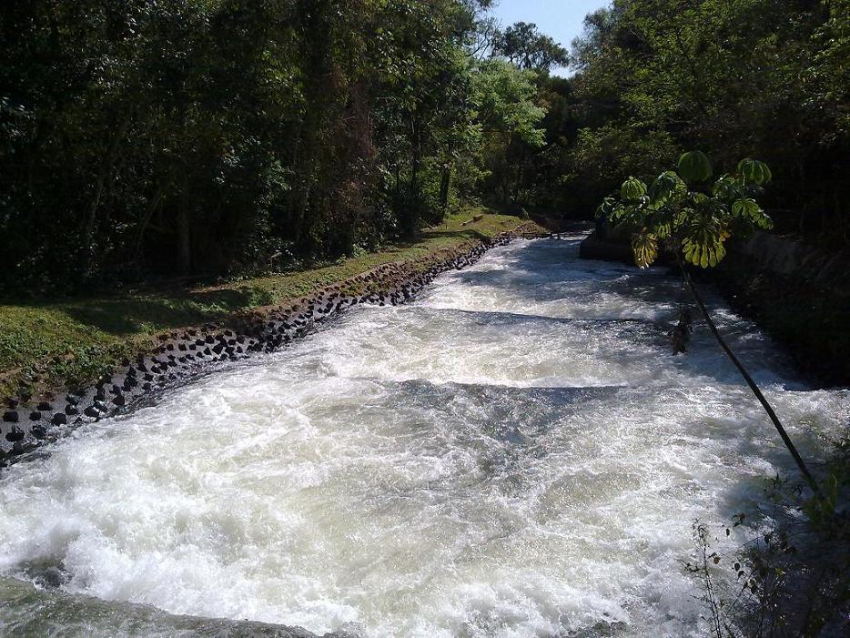 sistema de transferencia del tipo río artificial