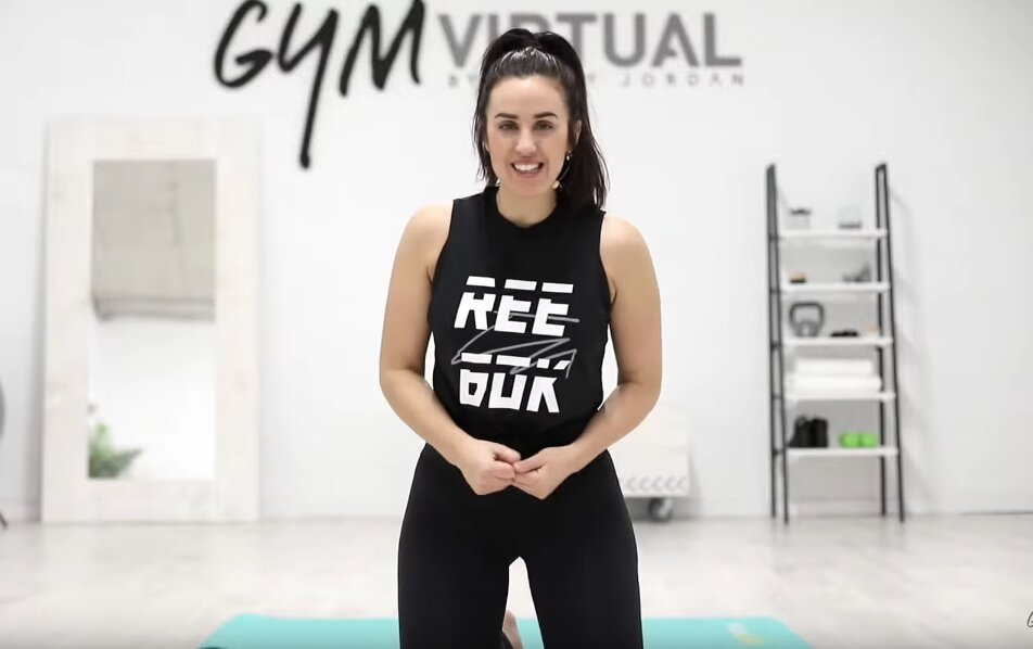 Patry Jordan Gym Virtual