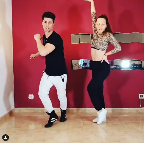 clases baile grateis online
