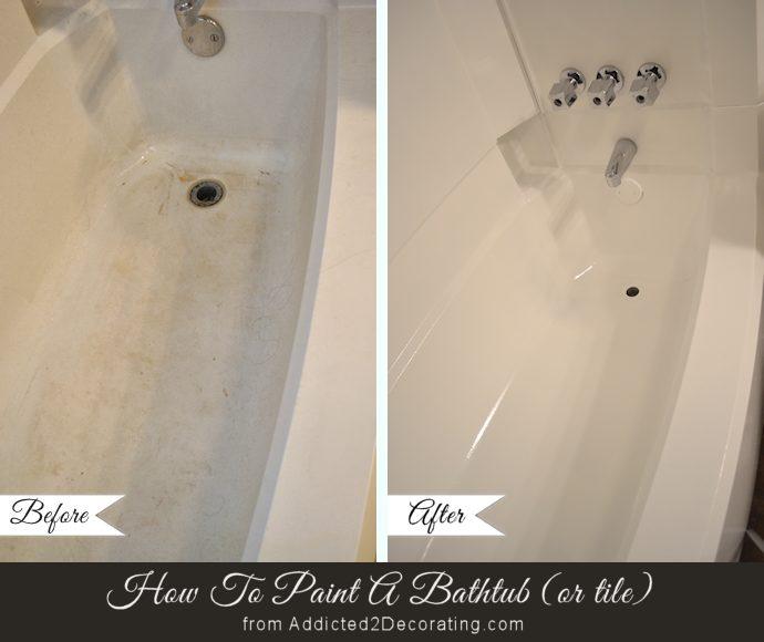 antes y después bañera