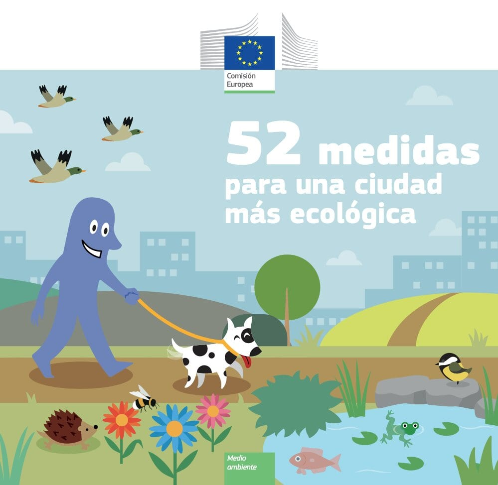 Libro 52 medidas para una ciudad más ecológica