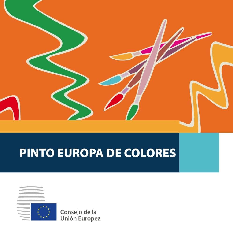 Libro gratis para colorear UE