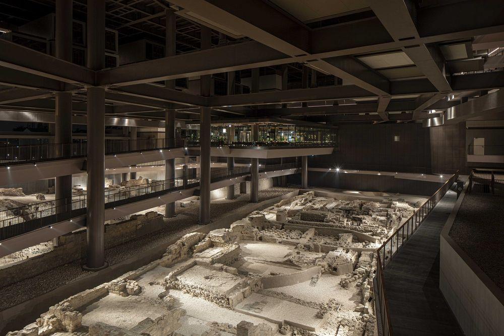 ruinas termas Museum Hotel Antakya