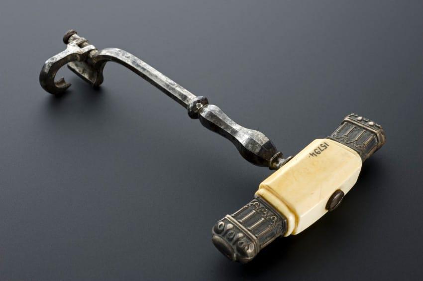 llave de Garengeot