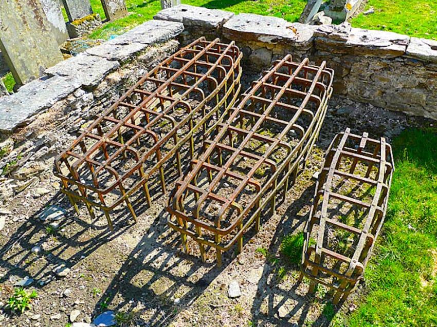 tumbas jaulas