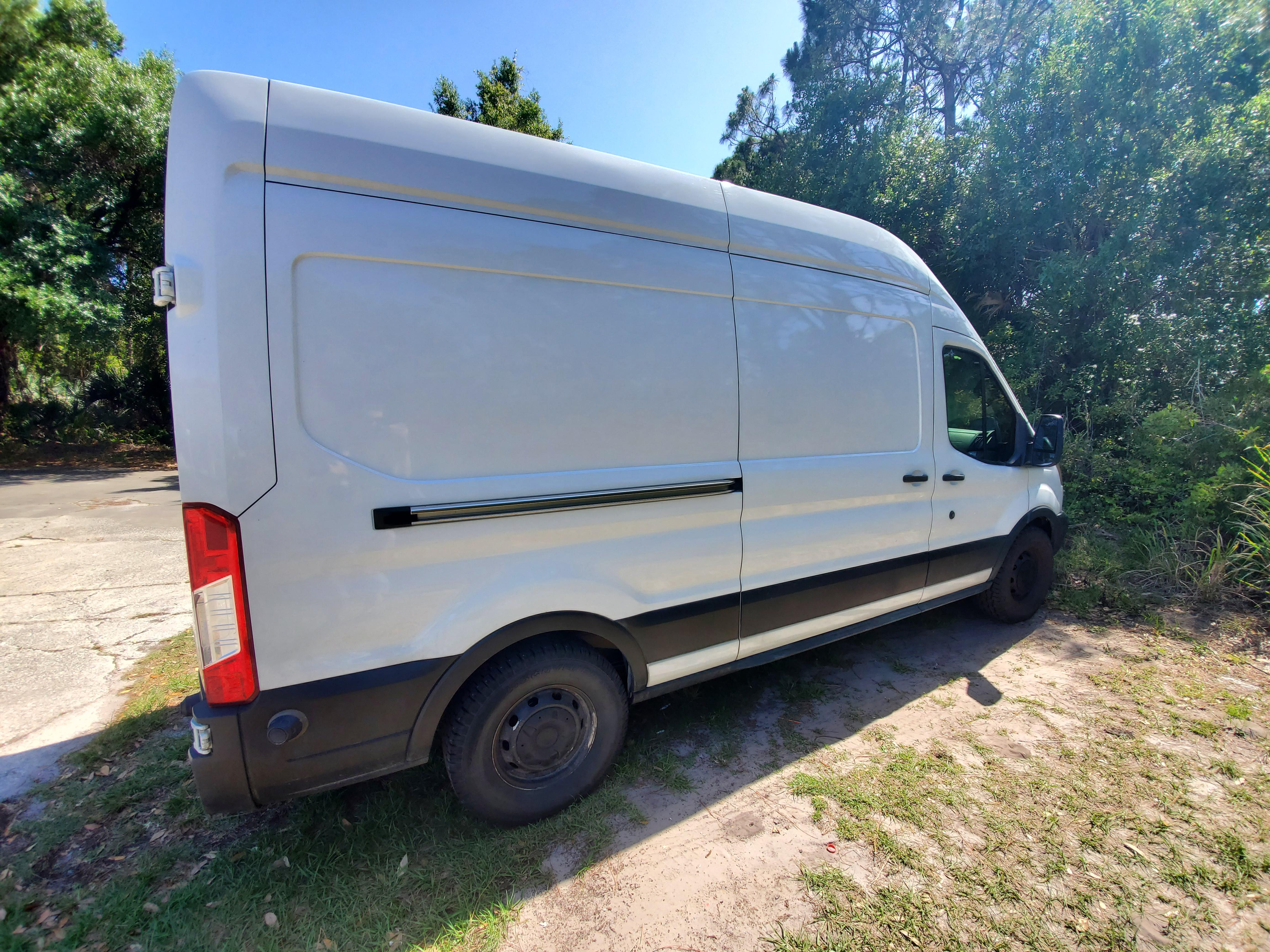 furgoneta para viajar por el mundo