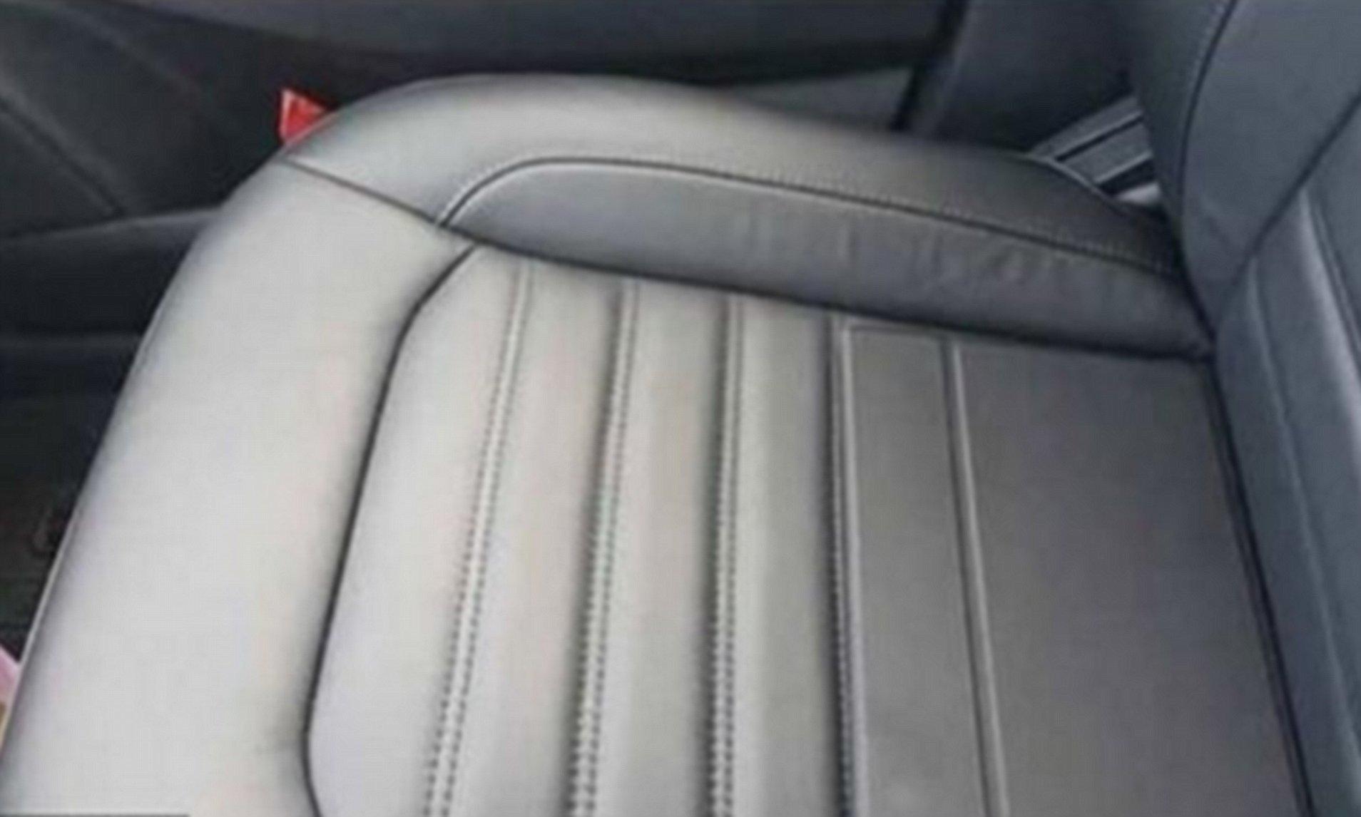 ipad sobre el asiento
