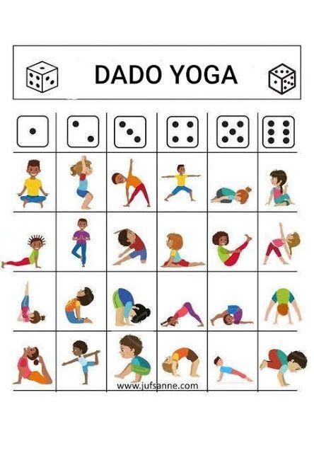 yoga con niños