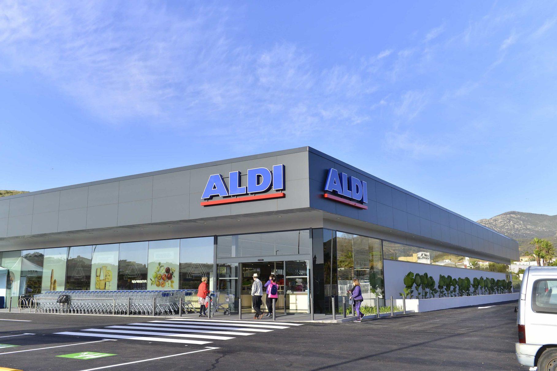 tiendas ALDI