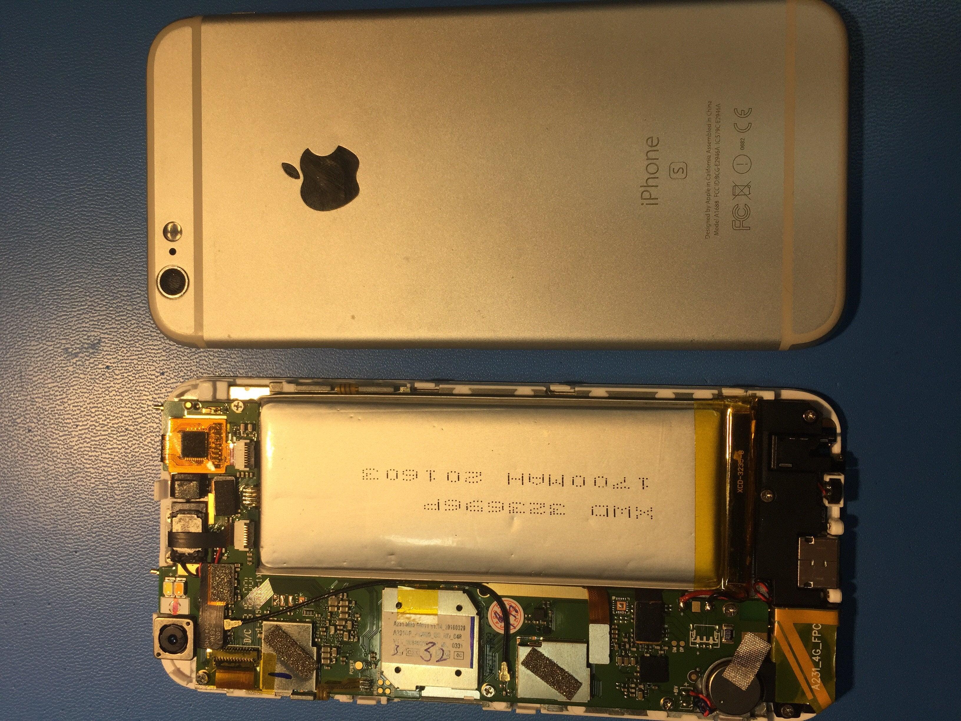 iphone carcasa falso
