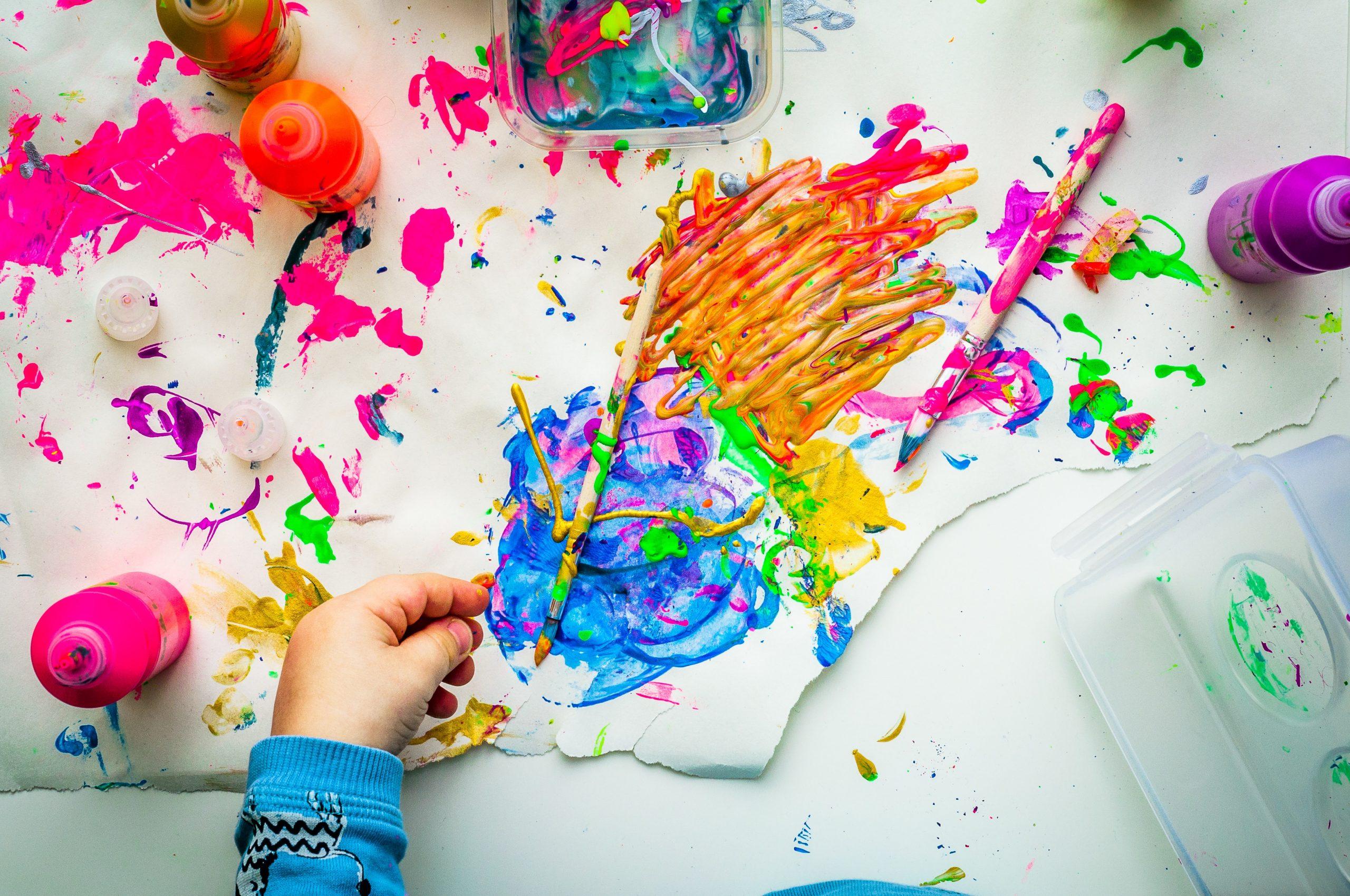 creatividad y desorden