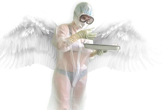 enfermera ropa interior 10