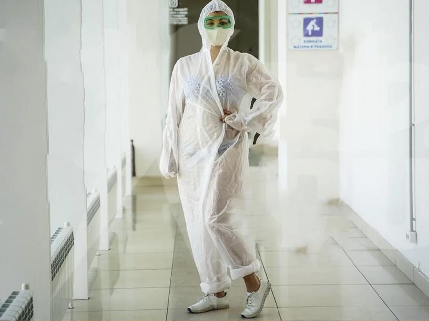 enfermera ropa interior 7