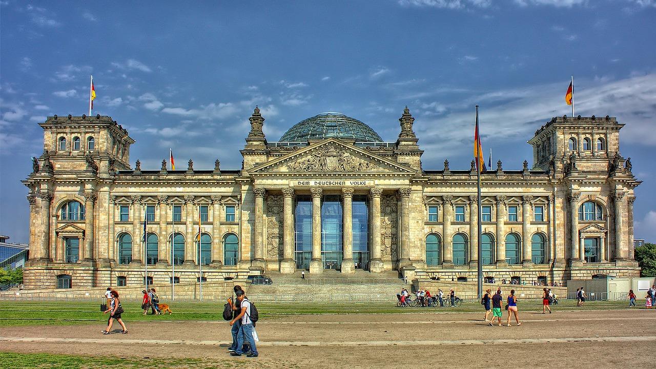 Berlín Reichstag