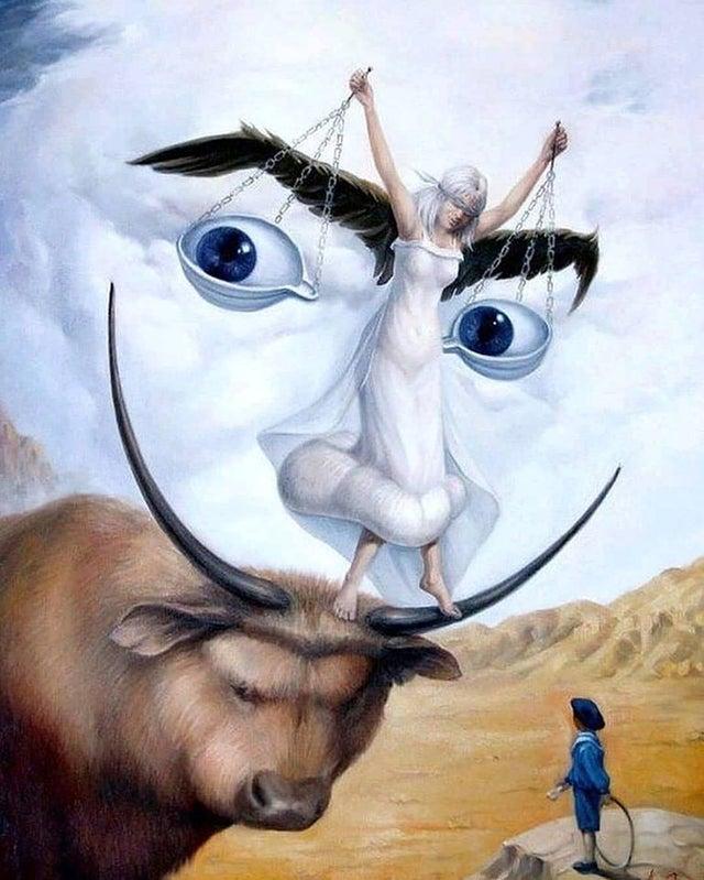 Happy B-day Dalí, Artush Voskanyan