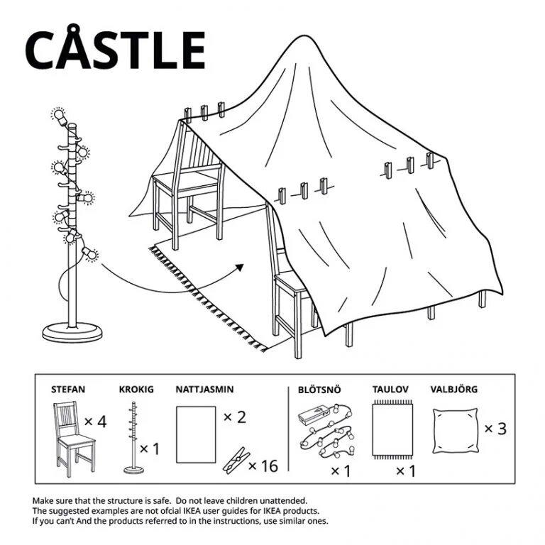refugios IKEA 6