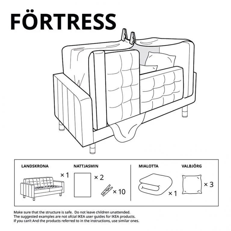 refugios IKEA 5