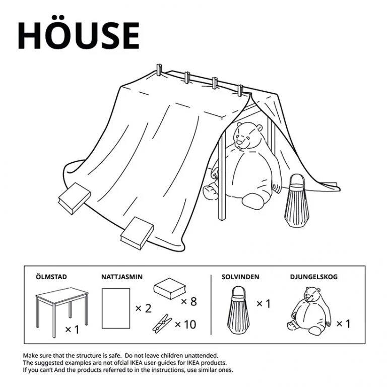 refugios IKEA 3