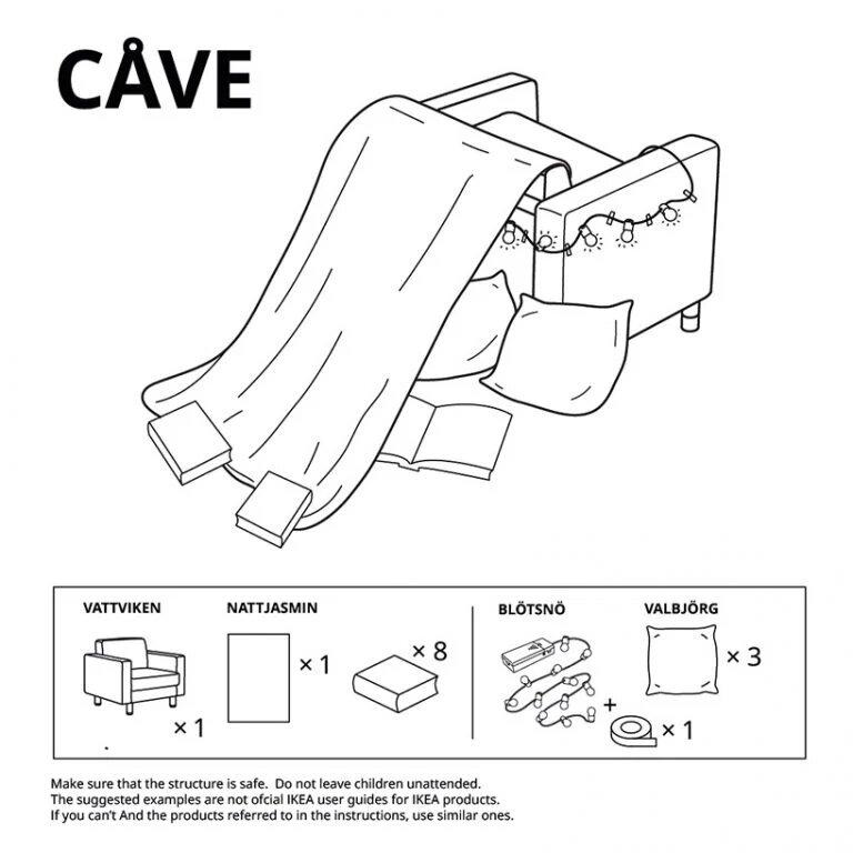 refugios IKEA 1