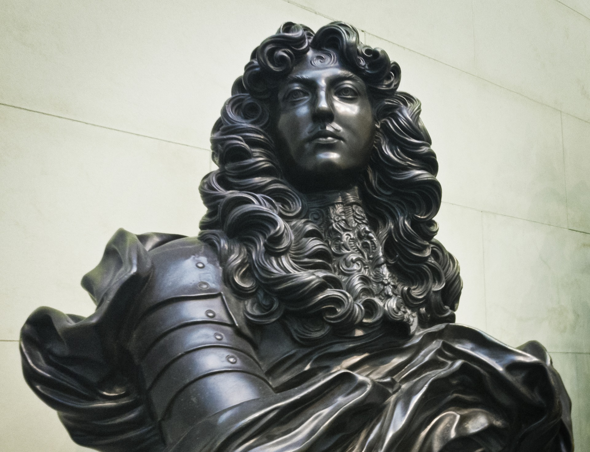 Busto Luis XIV