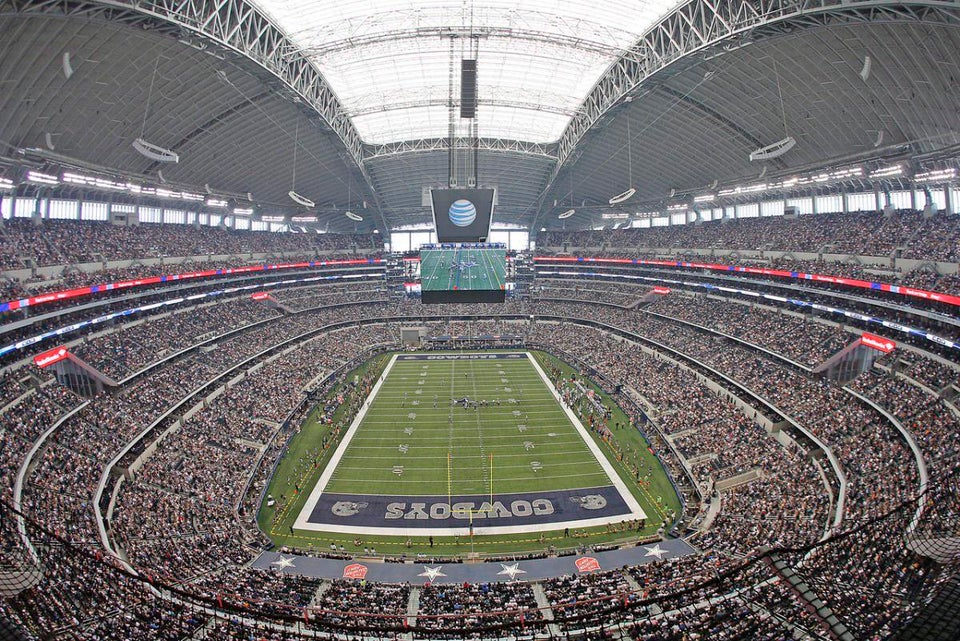 AT&T Stadium Cowboys Dallas, Texas