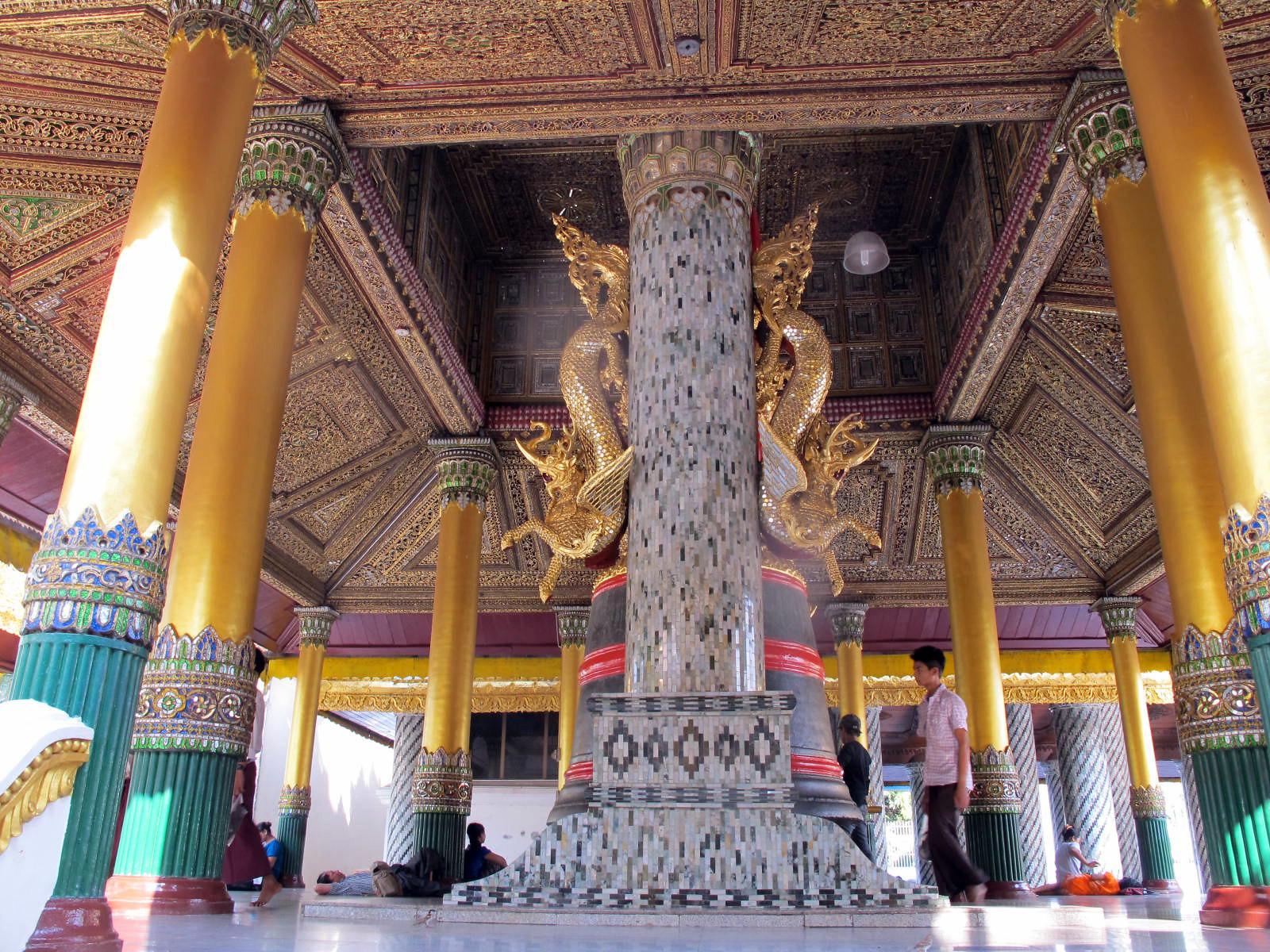 pagoda schwedagon