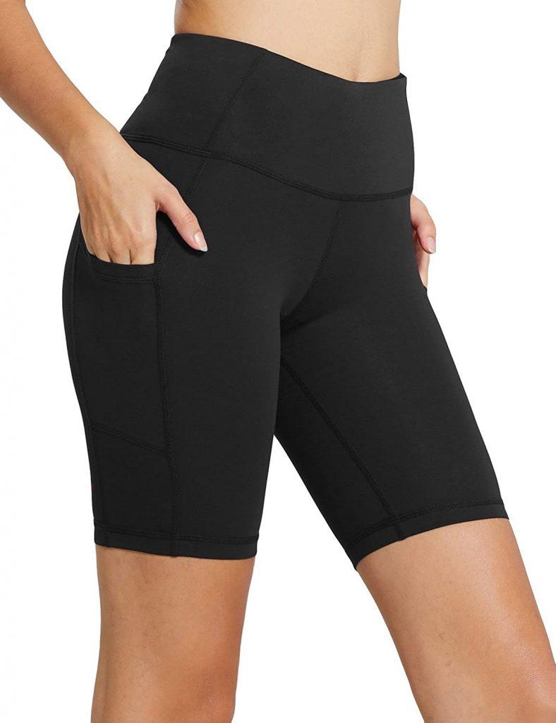 Pantalones cortos de compresión para para evitar las rozaduras en los muslos