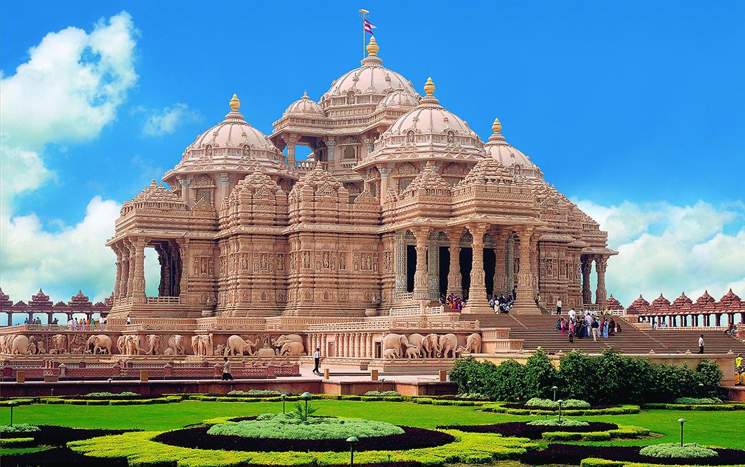 templos más bonitos