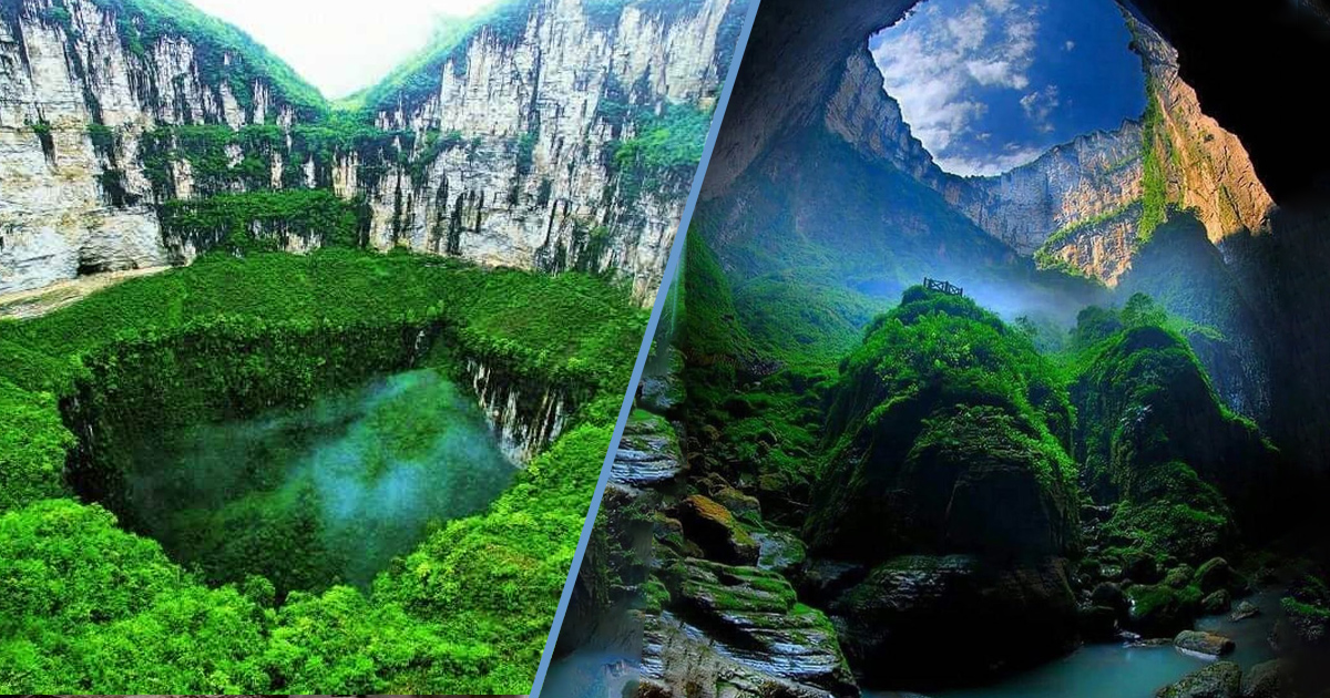 Xiaozhai-Tiankeng
