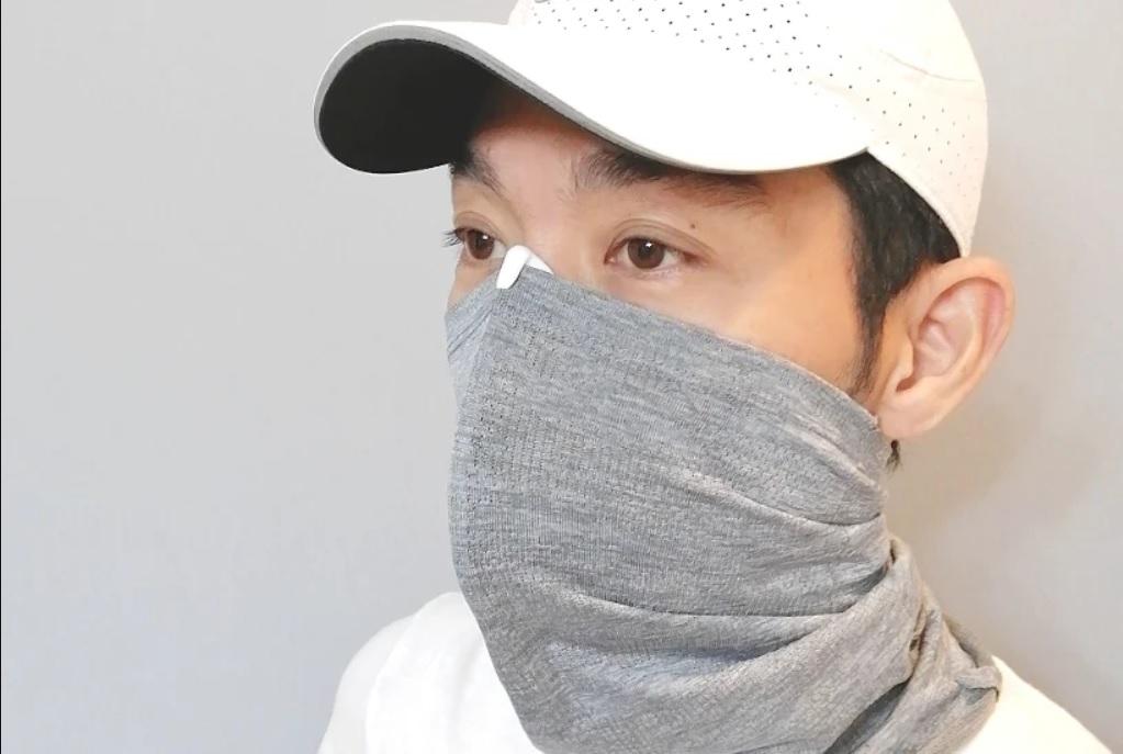 mascara braga facial