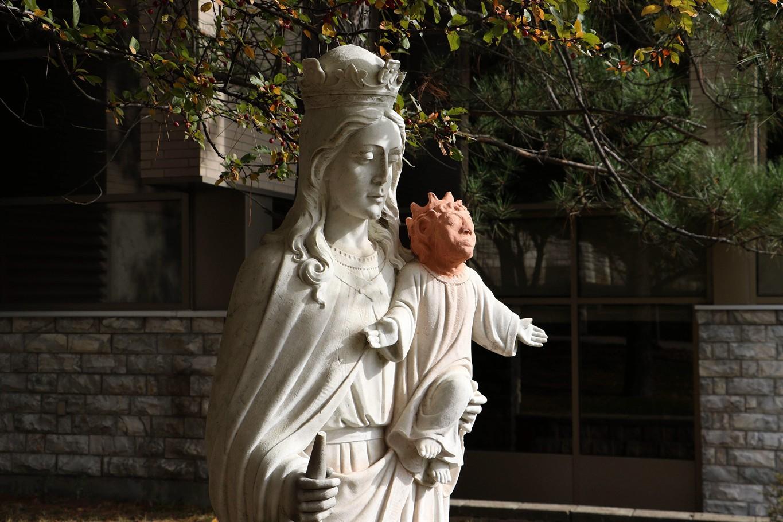 niño jesús de ontario restauración