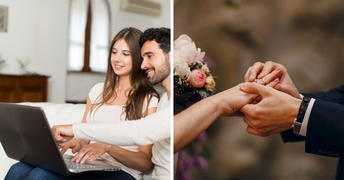 trucos preparar boda internet