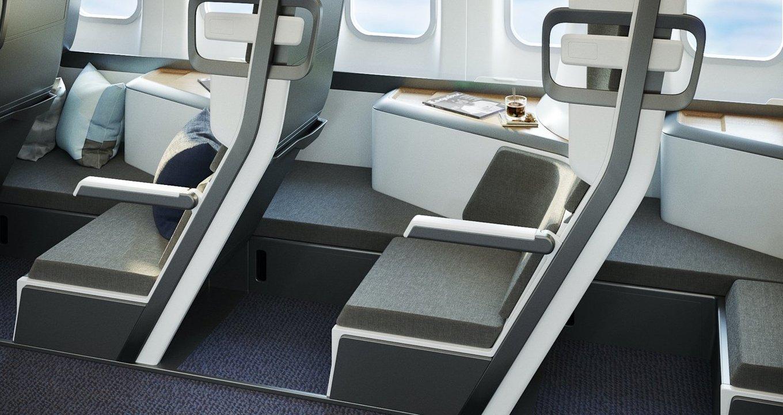 avion asiento seat