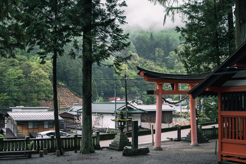 santuarios japoneses