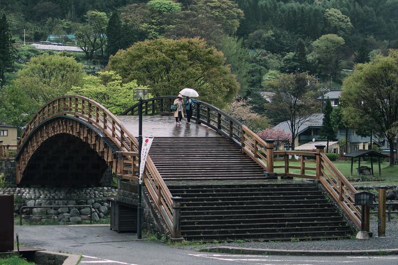 puente de narai-juku